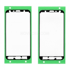10 pcs Front Housing Frame Adhesive Sticker for Galaxy J7 J700/ J700F