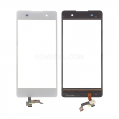 OEM Touch Digitizer Screen Glass Replacement for Sony Xperia E5 - White