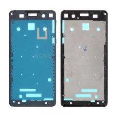 OEM Middle Plate Frame Replacement for Sony Xperia E5 - Black