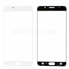 A+ Front Screen Glass for Galaxy Note 5 N920-High Quality/White Pearl