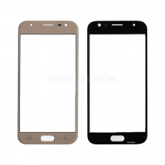 A+ For Galaxy J3 Pro Front outer Screen Glass Lens -High Quality(Gold)