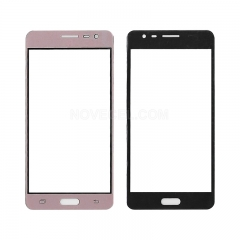 A+ For Galaxy J3 Pro Front outer Screen Glass Lens - High Quality(Pink)