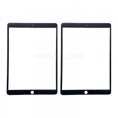 Front Glass Lens For iPad Pro (10.5 inches) original quality-black