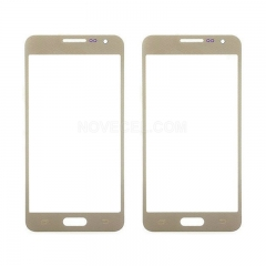 A+Screen Outer Glass for Galaxy A7 -High Quality/Gold