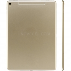 4G version back cover for ipad pro 9.7 - Gold