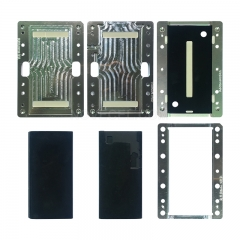 For Note 9 Laminating Mould and alignment mould(included Unbent Flex Cable Rubber Mat)(BM Series and Q5 A5 )