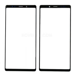 ORI Front Screen Glass Lens for Samsung Galaxy Note 9 N960-Black