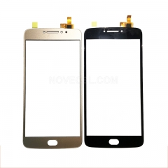 Touch Glass for Motorola E4 Plus - Gold
