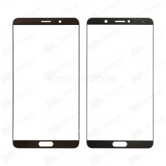 A+ Front Glass for Mate 10-High Quality/Mocha Brown