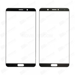 A+ Front Glass for Mate 10 - High Quality/Black