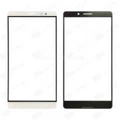 A+ Front glass lens for Huawei Mate 8 -High Quality/White