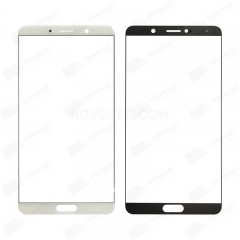A+ Front Glass for Mate 10 - High Quality/White
