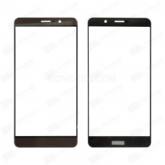 For Huawei Mate 9 Outer Screen Glass Lens -Mocha Brown