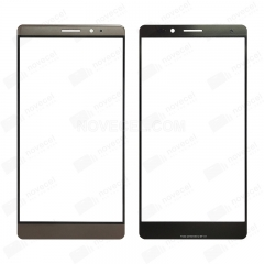 A+ Front glass lens for Huawei Mate 8 -High Quality/Brown