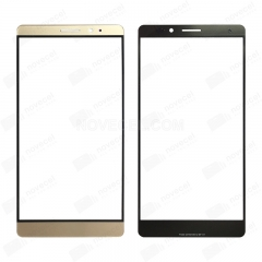 A+ Front glass lens for Huawei Mate 8-High Quality/Gold