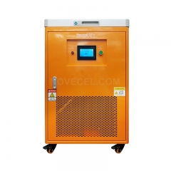 New Arrival Q7R Internation Version Ultra-low Temperature Electrical Freezer -190 Degrees Large Working Plate 20inches (220V 50HZ/60HZ) - Orange