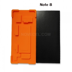 Novecel In Frame Mold to Remove Glue and Laminate Screen for Samsung Note 8