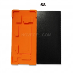 Novecel In Frame Mold to Remove Glue and Laminate Screen for Samsung S8