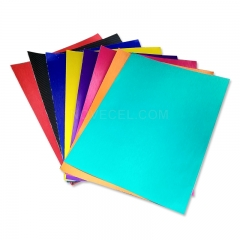 10pcs/lot Foil Paper Film For Mobile Phone Vacuum envelope machine- 8 Colors