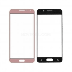 A+ Front Screen Glass for Samsung A3 2016/ A310 - Pink