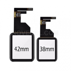 Touch Screen Digitizer for Apple Watch Series 1 Sapphire Version 38mm- Black