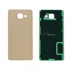 Battery Back Cover Replacement for Samsung Galaxy A7 2016 / A710-Gold