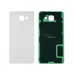 Battery Back Cover Replacement for Samsung Galaxy A7 2016 / A710-White