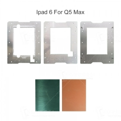 For iPad Air2/ iPad 6 Laminating Mould and alignment mould/Compatible with Q5 Max