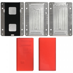 For Mate20 Pro NOVECEL LCD Display Screen Laminating Mould / Mold with Alignment Function (4 Pcs) - Red Pads