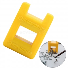 Screwdriver Tips Magnetizer Demagnetizer Magnetic Pick Up Tool Screw Bits
