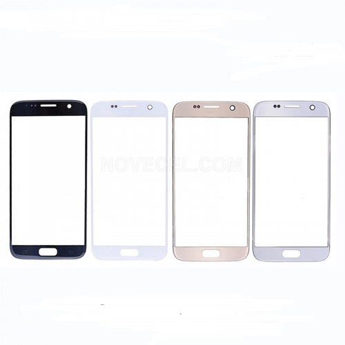 For samsung galaxy S7 G930 G930F Touch Screen Front Glass Outer Lens A+ Quality